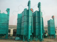 Corn Drying Machine for Coming Harvest Seasons