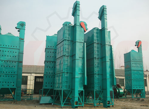 Grain Dryer Manufacturer from China