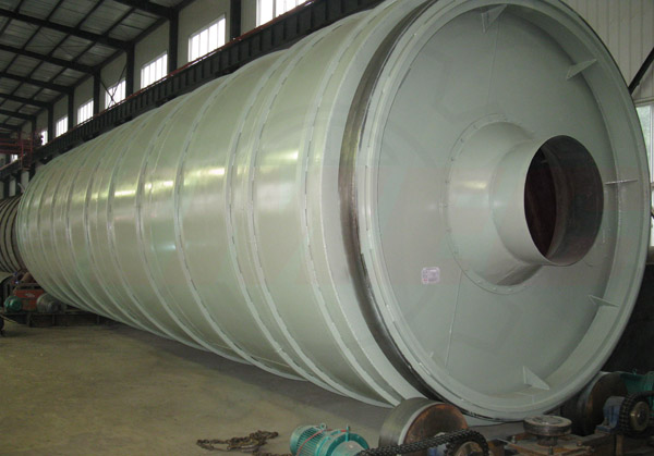 Tri Drum Dryer