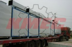 Mesh Belt Dryer for Vegetables and Fruits Drying
