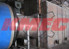 Triple Drum Dryer Machine from Manufacturer for Sawdust