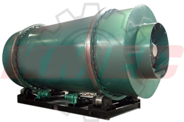 Triple Drum Rotary Dryer for Sale